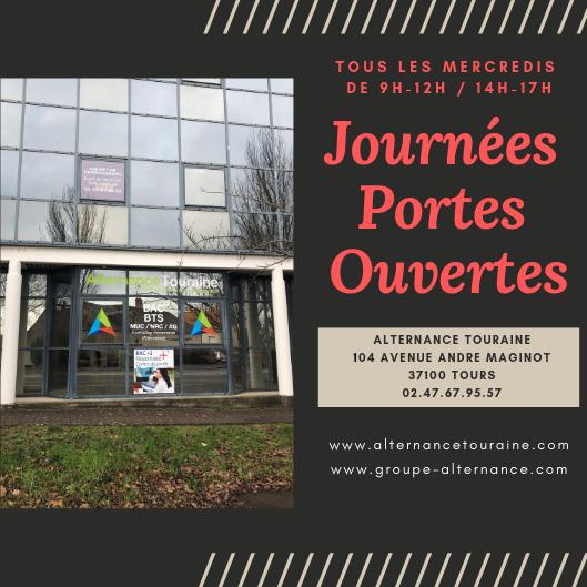 Journées portes ouvertes à Tours