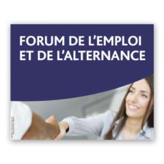 Forum de l'emploi et de l'alternance Saint Pierre des Corps